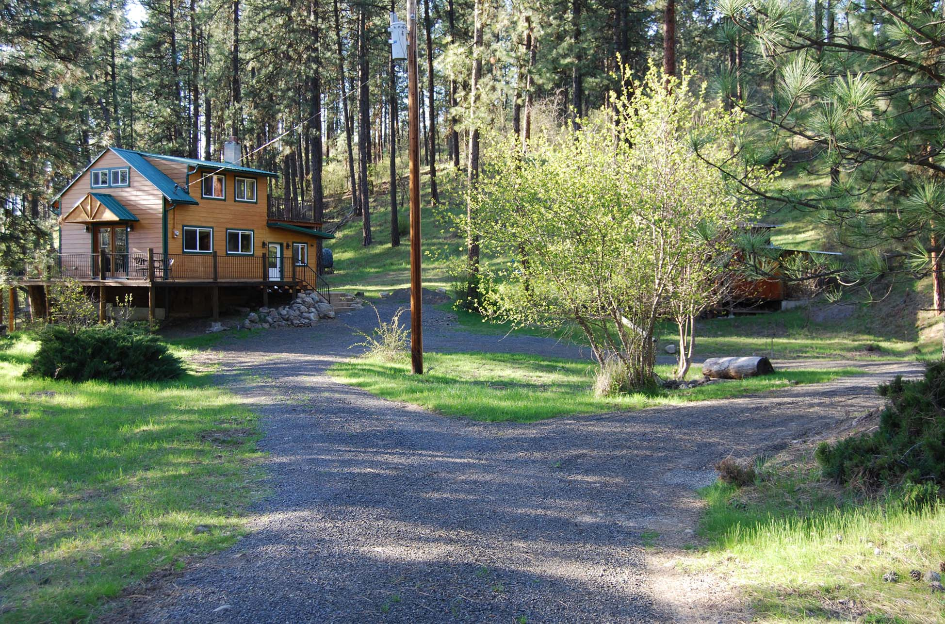 Clearwater Cabin Rental
